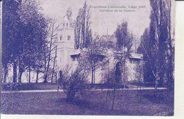 Liège (Exposition Universelle De 1905) - Pavillon De La Tunisie - Liege
