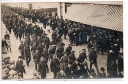 Gand- Défilé Militaire 1920-carte Photo - Gent