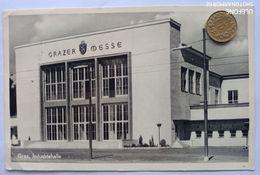 Graz, Industriehalle, Grazer Messe, Messestempel, 1951 - Graz