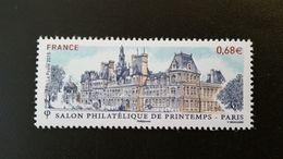 France Timbre NEUF N° 4932  - Année 2015 - Salon Philatélique De Printemps De Paris - Francia