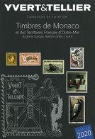 YVERT & TELLIER 2020 - TOME I BIS - TIMBRES DE MONACO<br /> ET DES TERRITOIRES FRANÇAIS D'OUTRE-MER -<br /> A - Fachliteratur