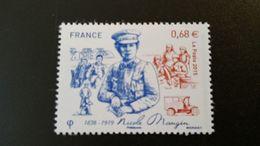 France Timbre NEUF N° 4936  - Année 2015 - Nicole Mangin , Médecin Français - Francia