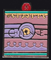 65869-Pin's.Henri Winterman Cigare Cheyenne.Tabac. - Marcas Registradas