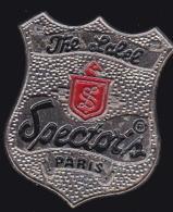 65878-Pin's.Label Spector's Paris - Marcas Registradas