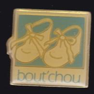 65879-Pin's.Vêtements Bout'Chou Bébé - Marcas Registradas