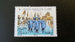 France Timbre NEUF N° 4937  - Année 2015 - La Confrérie Des Saintes Marie De La Mer - Francia