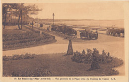 La Baule Sur Mer (44) - Vue Générale De La Plage Prise Du Dancing Du Casino - La Baule-Escoublac