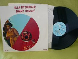 Ella Fitzgerald / Tommy Dorsey - 33t Vinyle - - Jazz