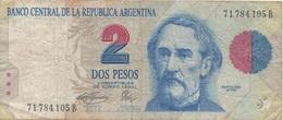Argentine : 2 Pesos - Argentinië