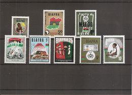 Nigéria - Biafra ( 1/8 XXX -MNH) - Nigeria (1961-...)