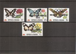 Nigéria - Biafra - JO De Mexico -1968 ( 26/29 XXX -MNH) - Nigeria (1961-...)