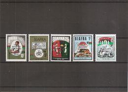 Nigéria - Biafra  ( 30/34 XXX -MNH) - Nigeria (1961-...)