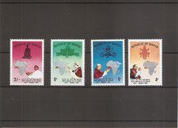 Nigéria - Biafra  ( 35/38 XXX -MNH) - Nigeria (1961-...)