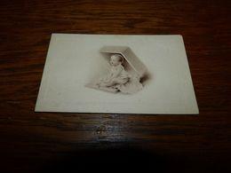 Souvenir Baptême Bébé Jacqueline Demoulin 1942 Keumiée - Nacimiento & Bautizo