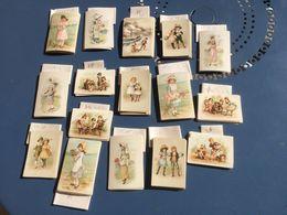 Lot De Plus De 330 Petits Chromos D'enfants - Trade Cards
