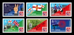 Guernsey 2020 Mih. 1778/83 World War II. 75th Anniversary Of Liberation MNH ** - Guernesey