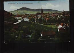 AK 2 Ansichtskarten Von Freiburg I, Br. Mit Münster - Freiburg I. Br.