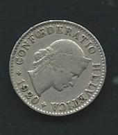 MONNAIE SUISSE 5 RAPPEN 1920  Pia 22712 - Suisse