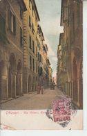 CHIAVARI - 2 Cartes - Via Vittorio  Emanuele & Corso Genova  PRIX FIXE - Genova
