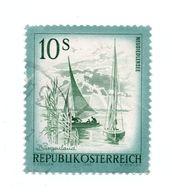 AUSTRIA»1973»USED - 1971-80 Oblitérés