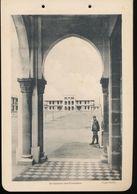 Photogravure MAROC -- Interieur Des Casernes  ---    ( Cliche Chelles ) Dim 11 Cm X 16 Cm - Photographie