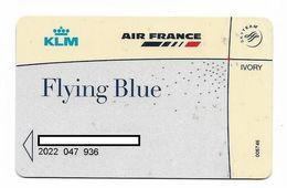 Air France / KLM, Frequent Flyer Rewards Card, # Airlines-22 - Geldkarten (Ablauf Min. 10 Jahre)