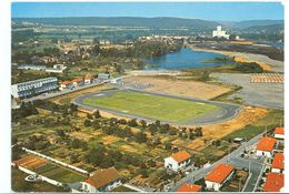 08 - GIVET - VUE AERIENNE - Le Stade (Stade De Football...) - Givet