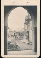 Photogravure MAROC --  Vue  Prise De L'Interieur De La Cie - Algerienne   ( Cliche Flandrin ) Dim 11 Cm X 16 Cm - Photographie