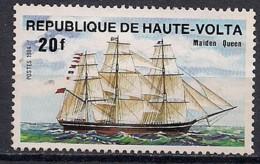YT N° 628 - Oblitéré - Bateaux - Obervolta (1958-1984)