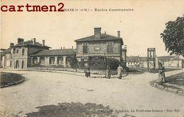 REBAIS ECOLES COMMUNALES 77 - Rebais