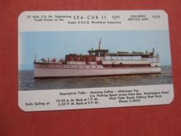 Sea Cub II  Sightseeing Yacht Cruise  Florida > West Palm Beach  Ref 4205 - West Palm Beach
