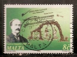 MALTE   N°   1435   OBLITERE - Malte