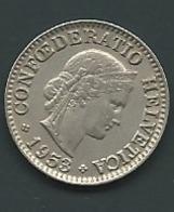 Suisse  10 RAPPEN 1953 ZWITSERLAND  Pia   22810 - Suisse