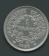 France 1 Franc 1989 Pia 22811 - France