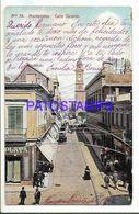 137200 URUGUAY MONTEVIDEO STREET CALLE SARANDI POSTAL POSTCARD - Uruguay