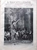 L'Illustrazione Italiana 8 Gennaio 1911 Caruso Bassano Aviazione Beltramelli Ida - Books, Magazines, Comics