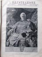 L'Illustrazione Italiana 15 Gennaio 1911 Bassano Cuocolo Matera Castell'Arquato - Books, Magazines, Comics