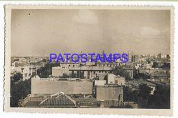137218 URUGUAY MONTEVIDEO VISTA DESDE EL COLEGIO TALLERES YEAR 1934 POSTAL POSTCARD - Uruguay