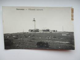 ESTONIA VILSANDI LIGHTHOUSE , OLD POSTCARD   ,0 - Lighthouses