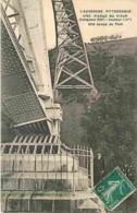 12 - Aveyron - Viaduc Du Viaur - Une Assise Du Pont - Animée - CPA - Voir Scans Recto-Verso - France