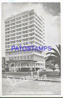 137224 URUGUAY MONTEVIDEO POCITOS PUBLICITY RAMBLA HOTEL POSTAL POSTCARD - Uruguay