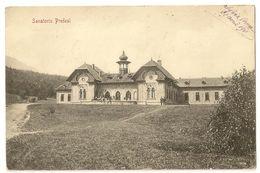S8222 - Sanatoriu Predeal - Romania