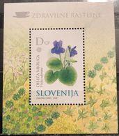 Slovenia, 2002, Mi: Block 14 (MNH) - Slovenia
