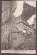 62 - HEBUTERNE--Ruines De L'Eglise Après Le Bombardement---WW1 - Andere Gemeenten