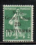 SYRIE 1923 * SIGNE' - Syria (1919-1945)