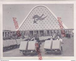 Au Plus Rapide Exposition Belgique Bruxelles Brussels 1958 Beau Format - Lugares