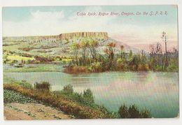 S8226 -  Table Rock, Rogue River, Oregon. On The S.P.R.R. - Etats-Unis