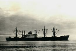 Kloosterdijk. Holland - Amerika Lijn - Commerce