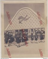 Au Plus Rapide Exposition Belgique Bruxelles Brussels 1958 Les Hôtesses Beau Format - Lugares