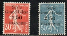 SYRIE 1923 * - Nuovi